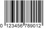 1400 Barcodes